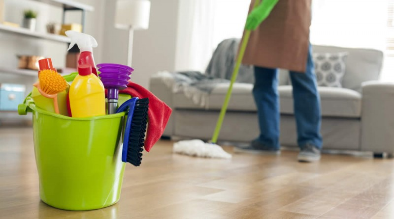 house cleaning tips to get rid of coronavirus