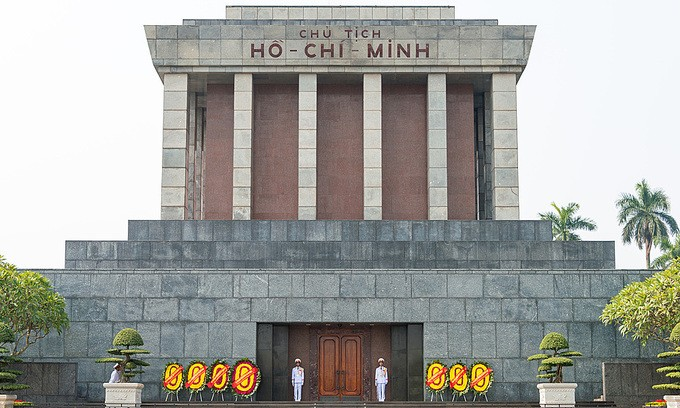 ho chi minh mausoleum to suspend visits over covid 19 concerns