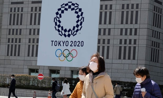 tokyo olympic postponement how japanese and rest of the world react