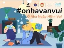 onhavanvui vietnam ministry of healths tiktok campaign on staying home