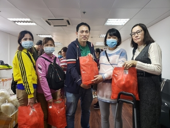 vietnamese community in macau extends help to needy countrymen