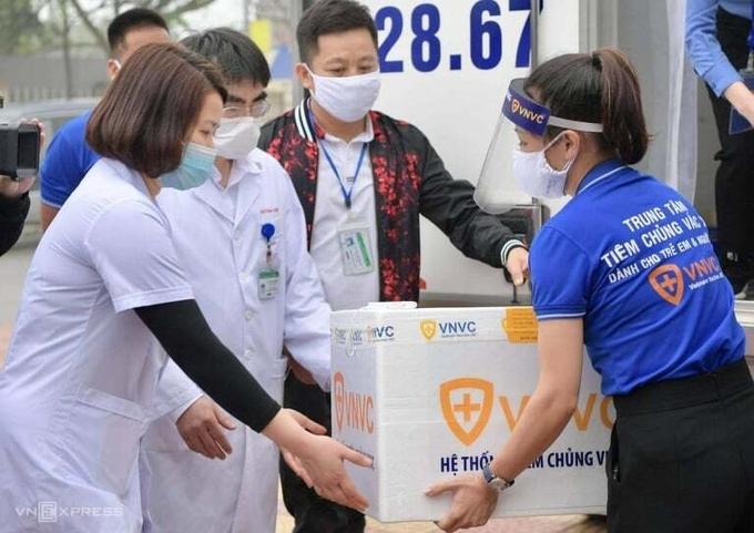Vietnam begins COVID 19 vaccination today