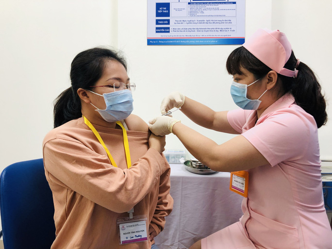 volunteers in homegrown covivac vaccine feel confident and proud
