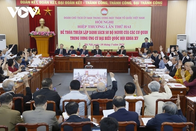 Vietnam News Today (March 19): 17 Politburo members to stand in upcoming NA election