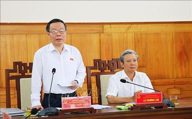 Vietnam news today (March 21): NA Vice Chairman works with Thua Thien Hue election committee