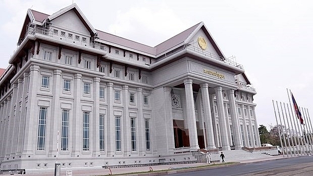 Vietnam News Today (March 22): Vietnamese-funded new National Assembly Building handed over to Laos