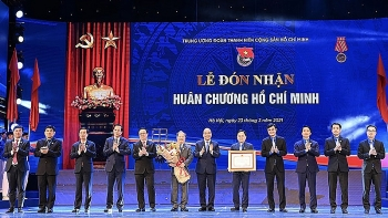 vietnam news today march 24 ho chi minh communist youth union solemnly marks 90th anniversary