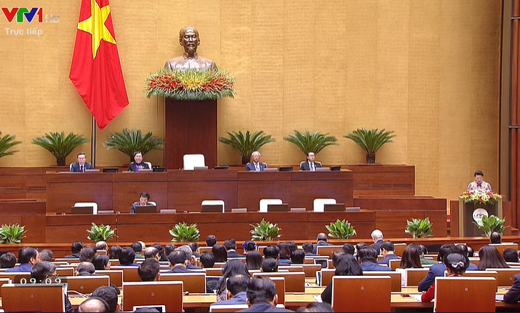 vietnam news today march 25 national assembly to scrutinize governments performance elect new leaders
