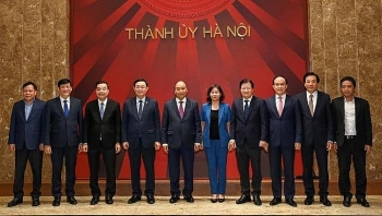 vietnam news today march 29 prime minister suggests hanoi develop satellite cities