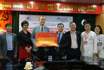 WHO donates thousands of leprosy medications to Vietnam