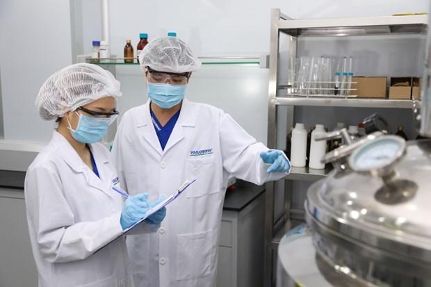 Made in-Vietnam face mask kills 99 percent of coronavirus on contact