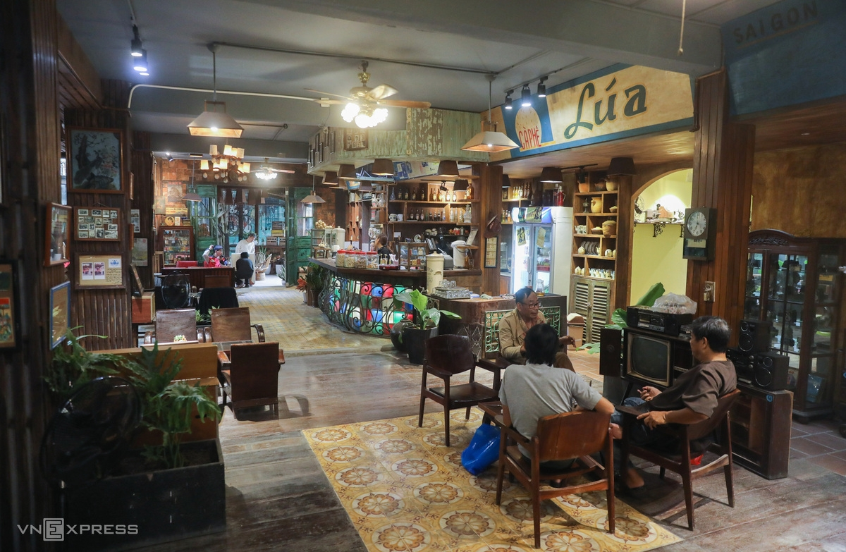 Must-visit cafe for an old Saigon vibe in HCMC