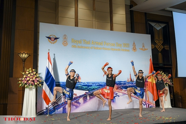 Memorable moments at Royal Thai Armed Forces Day Celebration