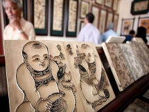 dong ho folk paintings dossier submission to unesco reaches agreement