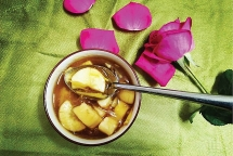 cassava sweet soup the perfect dessert to warm up cold winter days