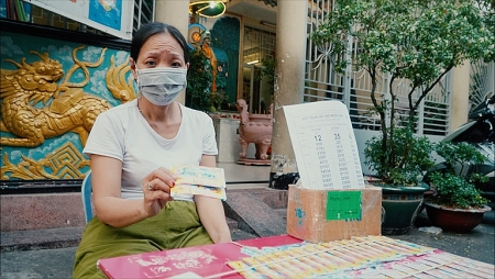 HCMC to financially aid lottery ticket vendors  amidst COVID-19 outbreak