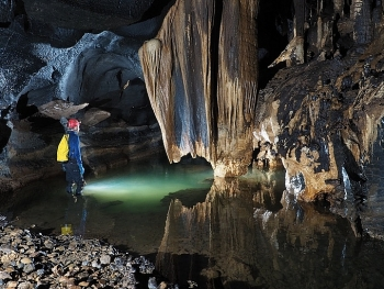 12 new incredible caves discovered in quang binh