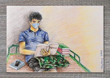 Life under quarantine through British repatriate
