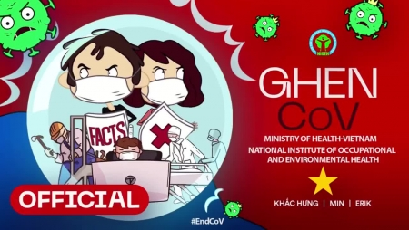 Vietnam releases official English version of 'Coronavirus song'