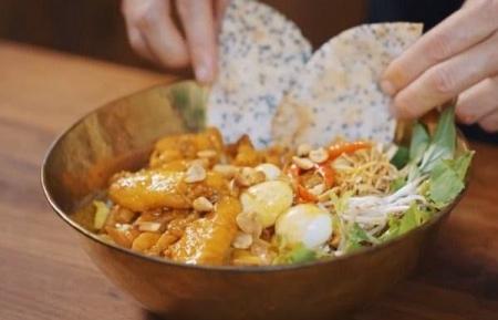 Flavorful specialties in Central Vietnam