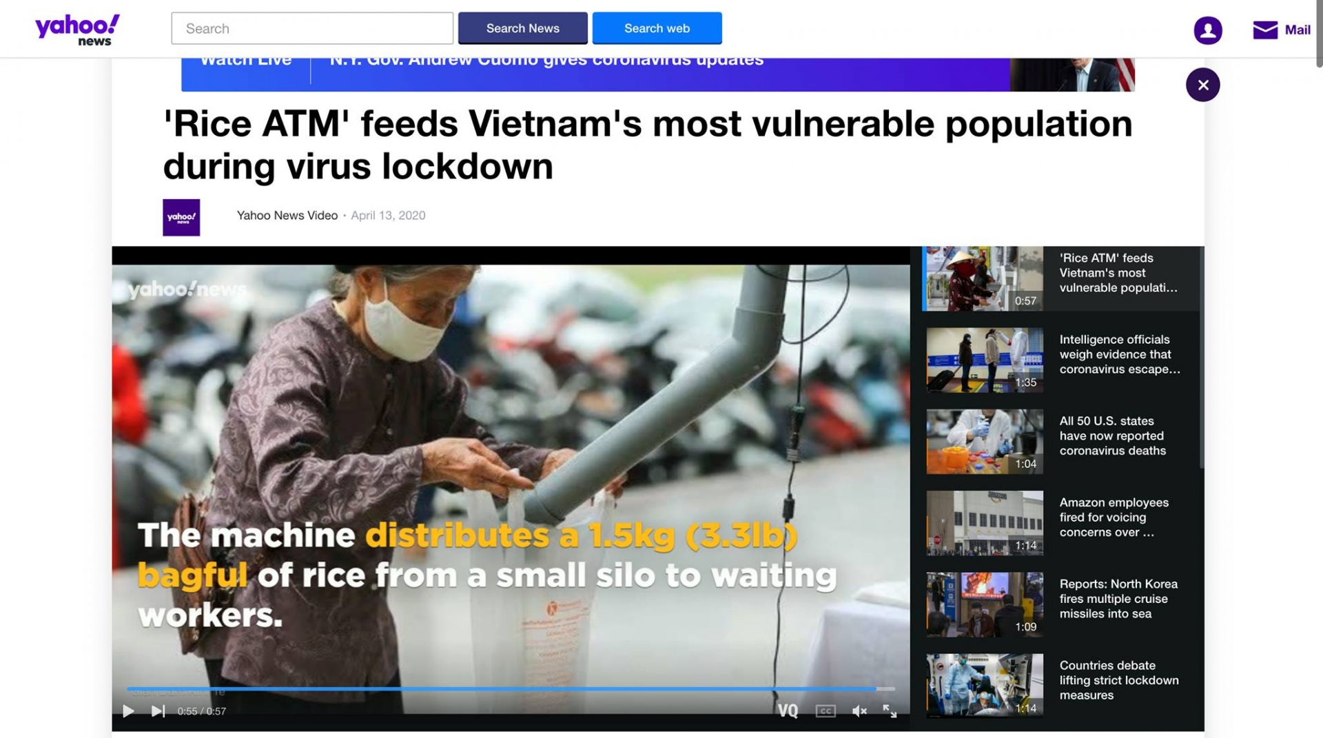 international media lauds vietnams rice atm