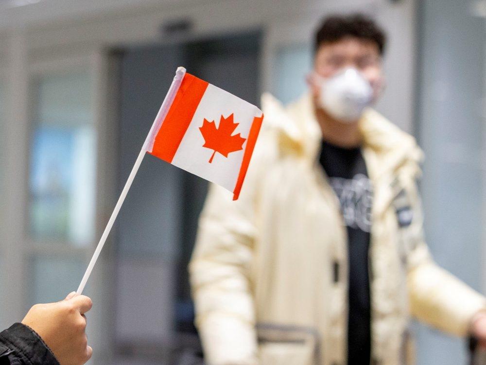 coronavirus live updates new yorks infections highest worldwide canada imposes tougher quarantine rules