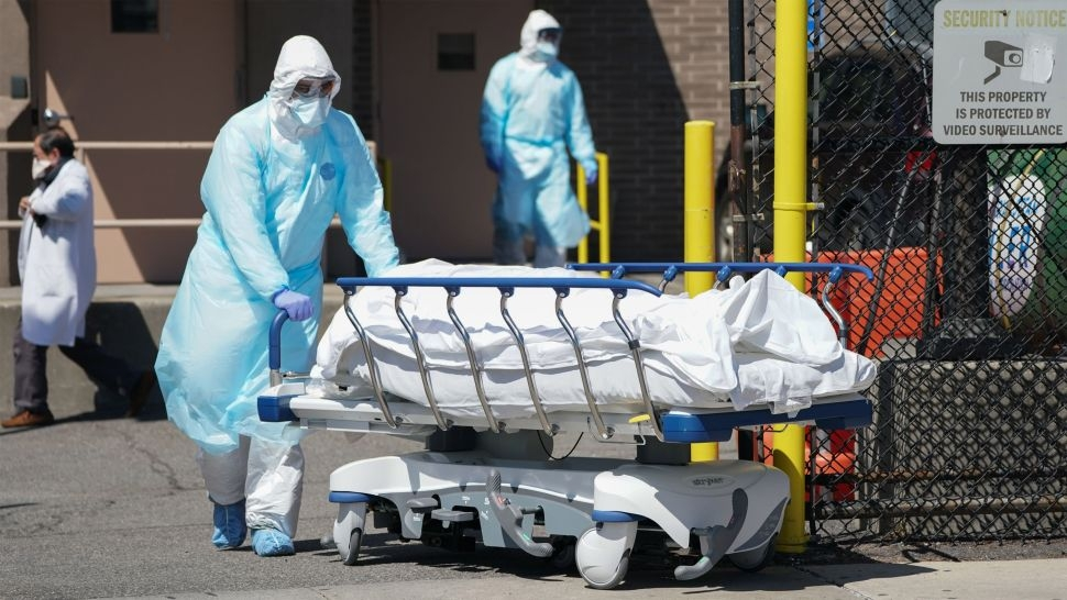 covid 19 patient remains may be contagious coroners case reveals