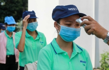 Coronavirus live update: Vietnam reports no new cases on Monday morning