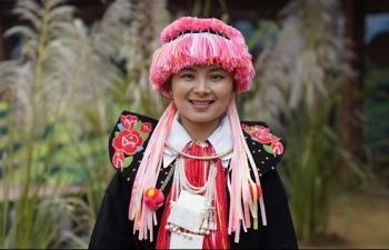 unique costumes of northwest ethnic minority people