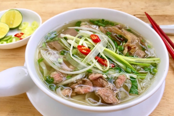eight hanoi street foods listed as must try by french newspaper