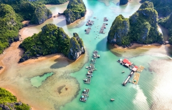 mesmerizing bays in vietnam to draw tourists