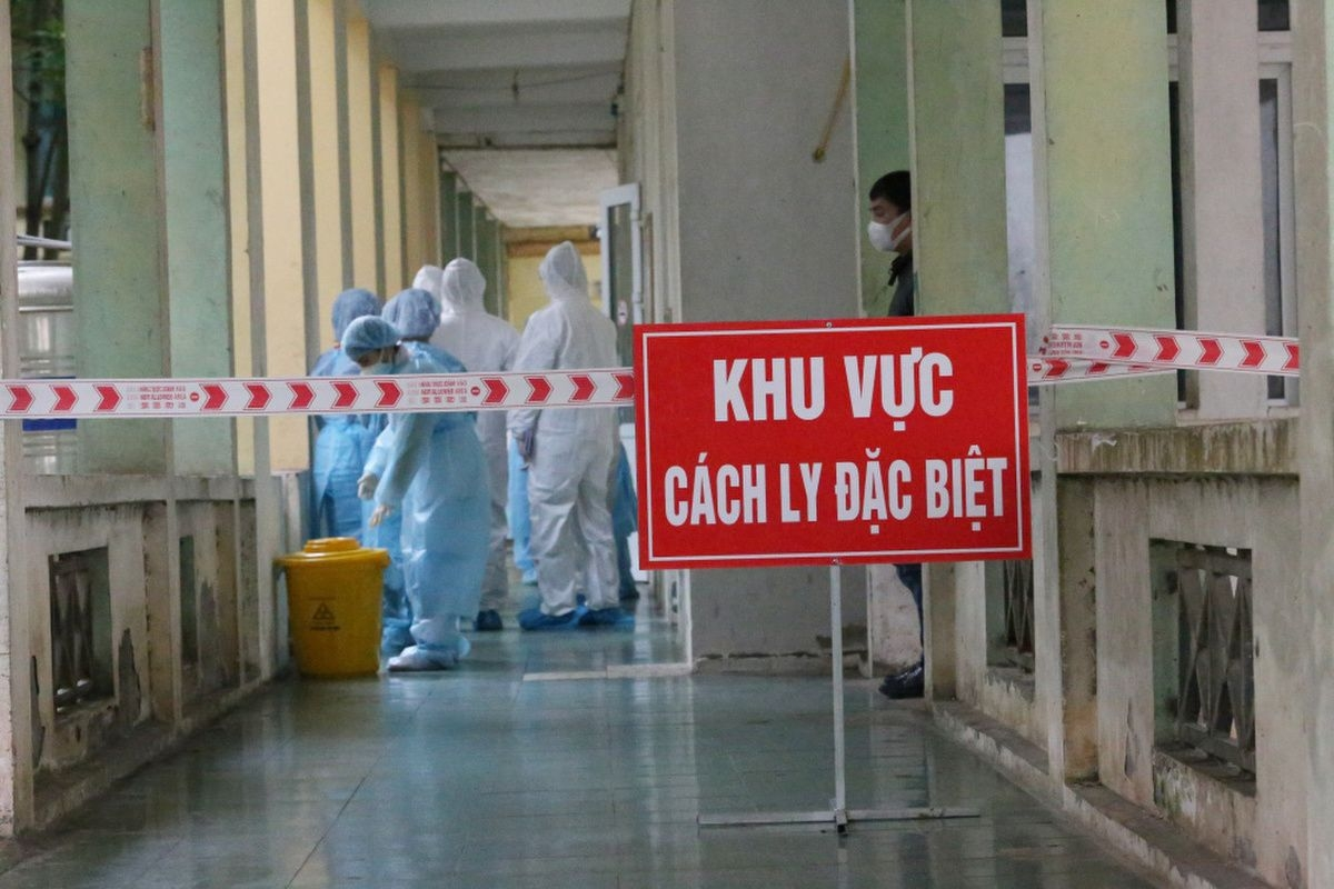 coronavirus live update two coronavirus relapses reported in vietnam no new infections for 6th consecutive days