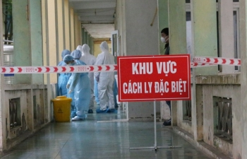 anti epidemic measures remain strict during public holiday