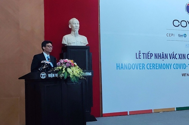Vietnam to make the best use of Covax Covid-19 vaccines