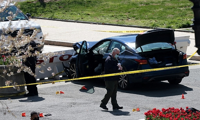 World breaking news today (April 3): U.S. Capitol Police officer dies after attacker rammed car into checkpoint