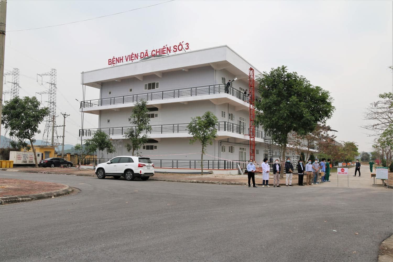 Last field hospital in Hai Duong dissolved