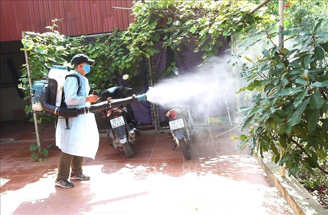 In Photos: Vietnam in good control of infectious diseases