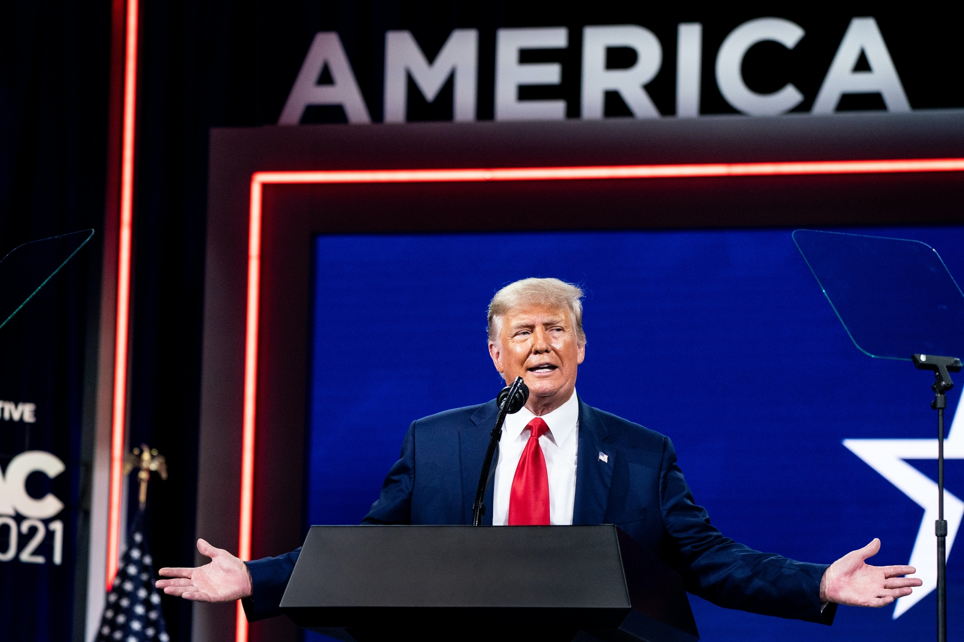 World breaking news today (April 12): Trump said the key to Republican success is more Trumpism