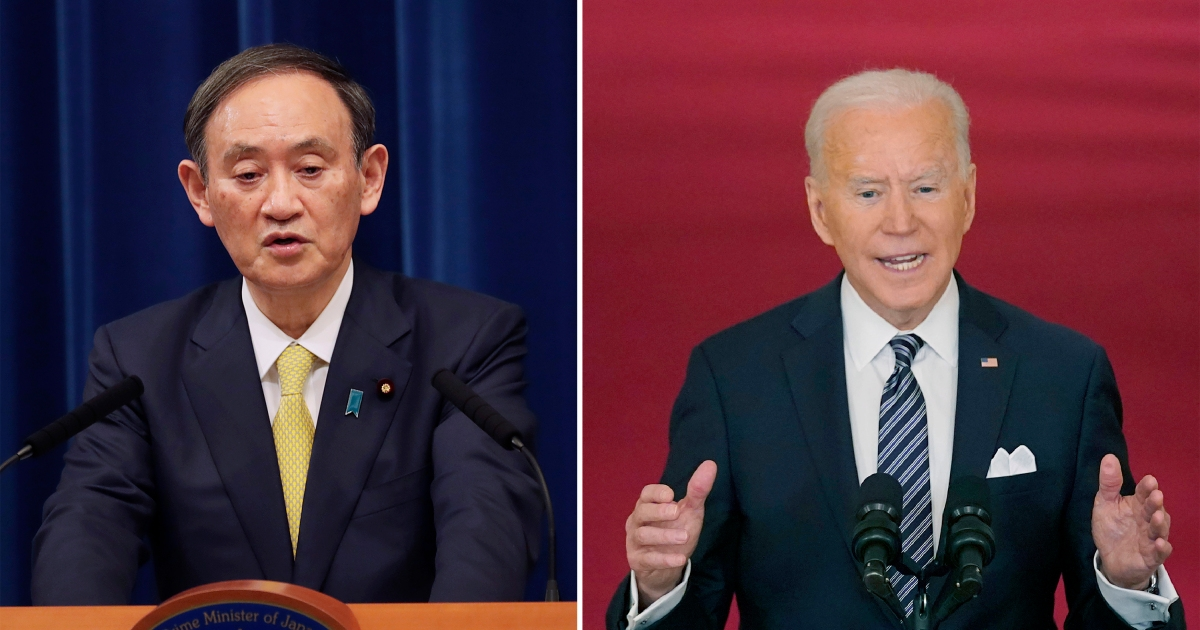 World breaking news today (April 17): Biden: US, Japan to work to confront issues from China