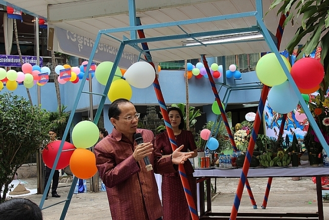 Cambodia's Chol Chnam Thmay warmly celebrated in Vietnam