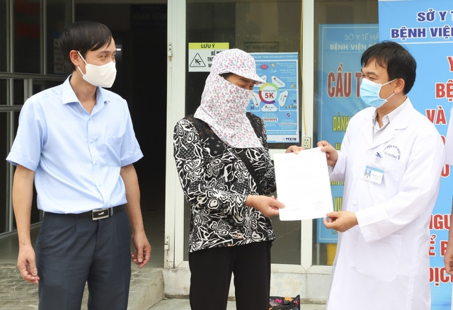 Vietnam's biggest 'epicenter' clear of Covid-19 patients