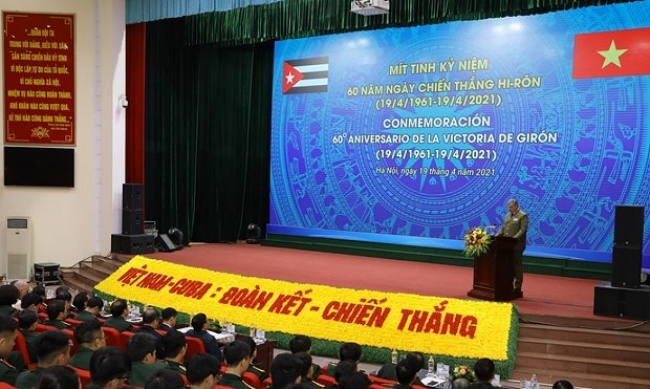 Vietnam News Today (April 20):  Hanoi ceremony marks 60th anniversary of Cuba's Giron victory