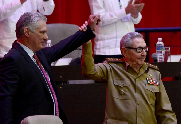 World breaking news today (April 20): Cuba has a new leader and it's not a Castro