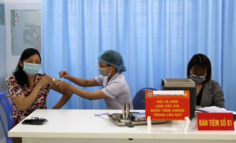 More provinces in Vietnam to kick off Covid-19 vaccination program