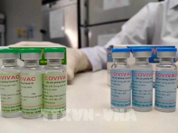Vietnam kicks start second trial jabs of homegrown Covivac vaccine