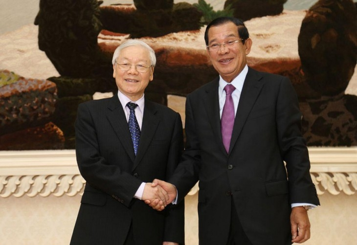 Cambodia thanks Vietnam for support in COVID-19 fight