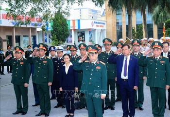 Vietnam News Today (April 25): Vietnam, China hold border defence friendship exchange