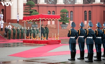 Vietnam News Today (April 26): Vietnam, China boost defence cooperation