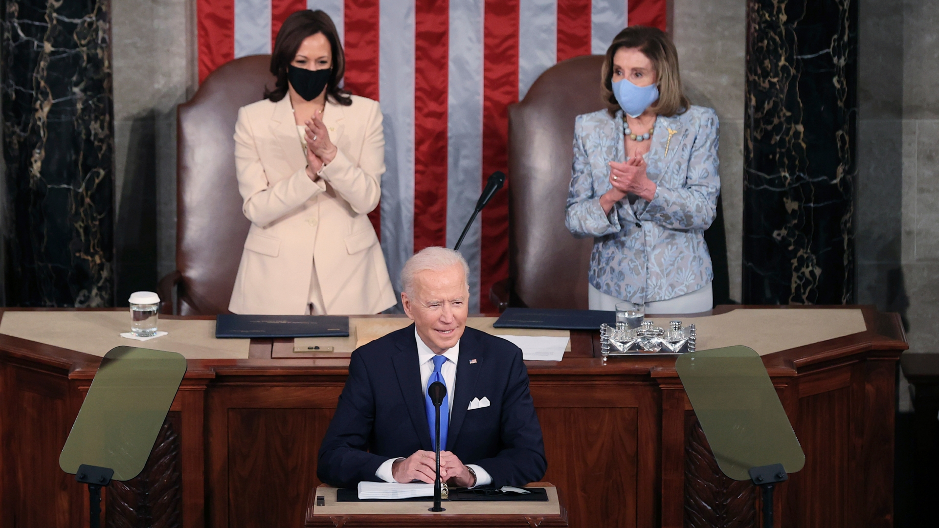 World breaking news today (April 29): First lady hosts virtual guests for Biden address to congress