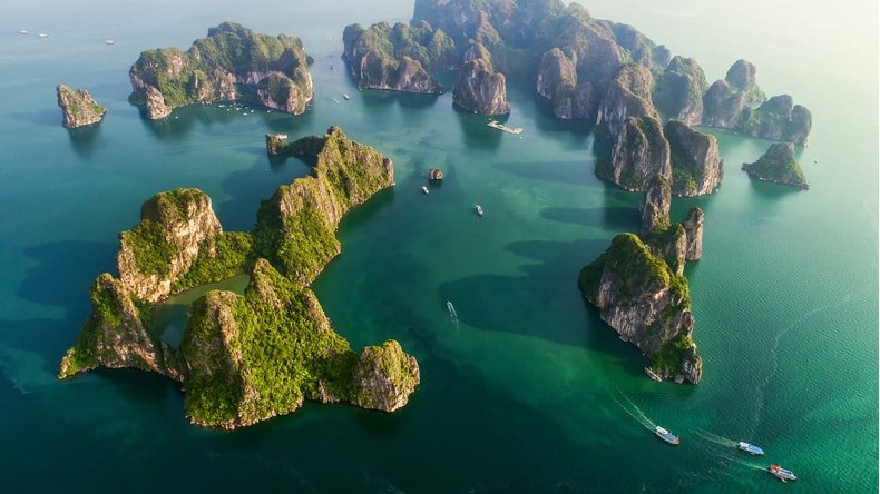 ha long bay get the nods to resume travel activities